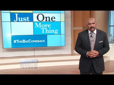 You have to JUMP! || STEVE HARVEY
