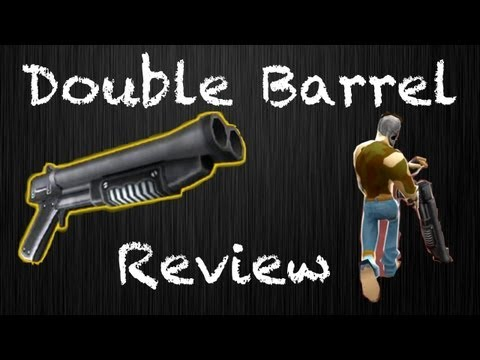 Respawnables Double Barrel Shotgun Review!!!