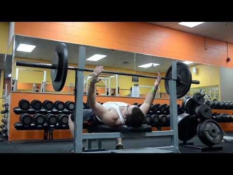 315 Bench Press (Full Upper Body Workout) Image 1