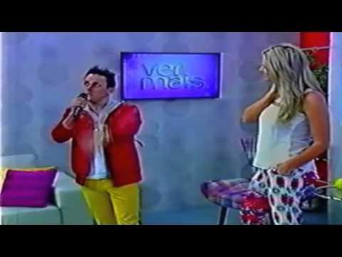 Edy Lemond - Programa Ver Mais (Rede Record - RICTV)