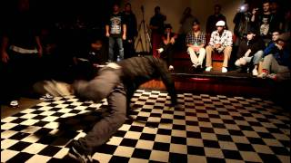 UBL (Urban Bboy League) - Dublin - 2011 - LLCB vs Style Hunter