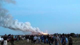 Antares Rocket Exploding!