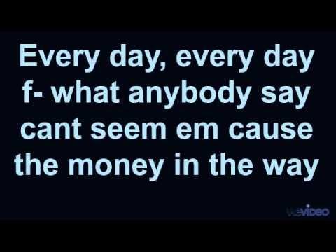Drake- The motto (CLEAN lyrics)