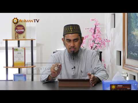 Kaidah dalam Tazkiyatun Nufus_Ustadz Dr. Muhammad Nur Ihsan, MA.