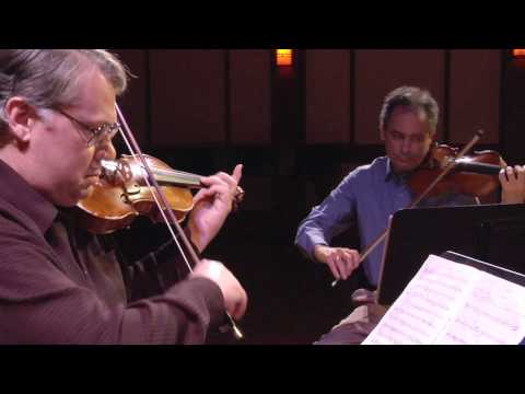 BACH&friends HD Emerson String Quartet - Michael Lawrence Films