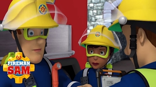 Fireman Sam 2017 New Episodes | Ocean Rescues  🚒 🔥 | Cartoons for Children