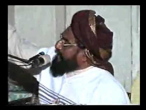 Allama Ahmed Saeed Khan Multani RA 2/2