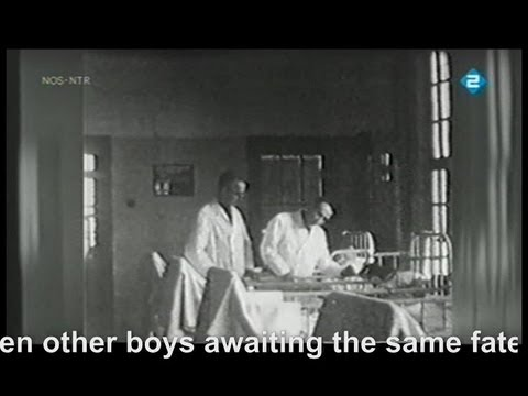 Homosexual boys once castrated in Holland