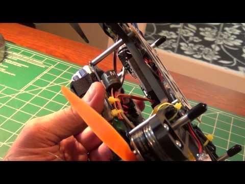 QAV 250 Build Review