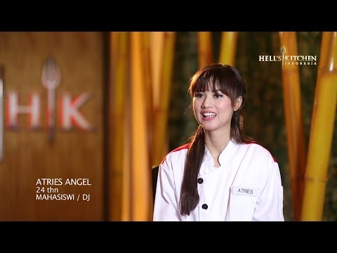 Download Lagu ATRIES - Contestant Profile - Hell's Kitchen Indonesia MP3 Free