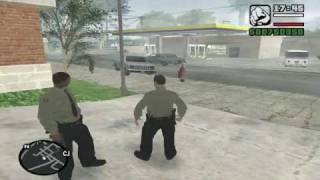 GTA SA SAPD:FR [ v2.5 BETA ] Pursuit 2!