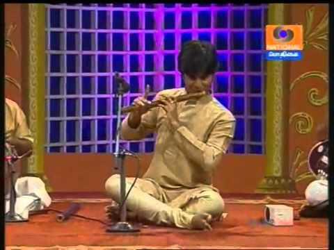 Carnatic Flute JA Jayanth  04 Baro Krishnaiah Ragamalika