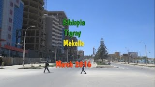 Ethiopia - Tigray Capital City Mekelle March 2016