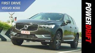 Volvo XC60 : Scandinavia's Flick In The Midsize Luxury SUV Segment: PowerDrift