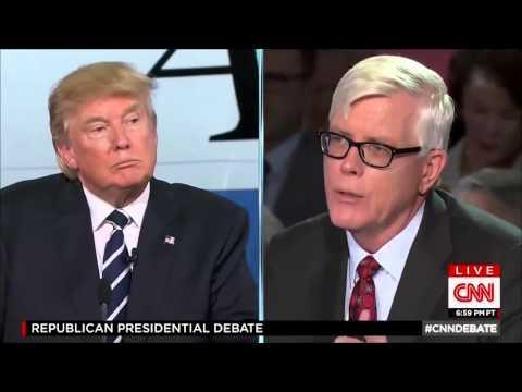 """UNITED STATES OF AMERICA"" CORPORATION in GOP Debate"