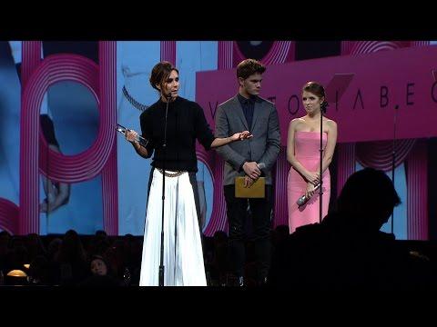 British Fashion Awards 2014 Highlights