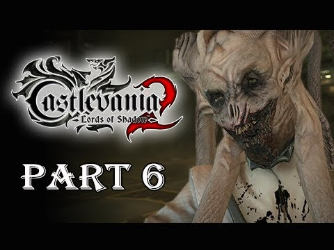 Castlevania Lords of Shadow 2 Walkthrough Part 6 - Boss Raisa Volkova (Let's Play Gameplay)