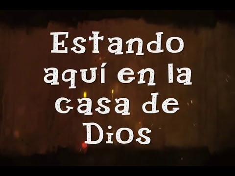 la casa de Dios Danilo Montero con letra