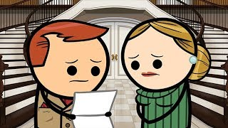 The Restraining Order - Cyanide & Happiness Shorts