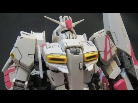 RG Zeta 3 review (3: MS+) Zeta Gundam Unit 3 