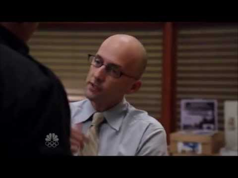 Community - the Dean blackmails Jeff