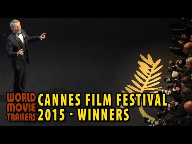Cannes Film Festival 2015 - Winners HD