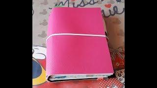 download lagu A6 Pink Travelers Notebook gratis