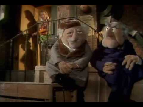 The Muppet Show - 3x16 - Statler and Waldorf Moments Video