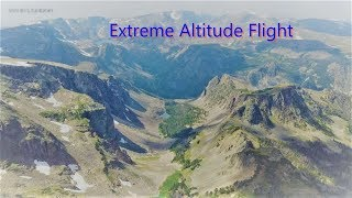 How high can the Mavic go? Extreme altitude flight
