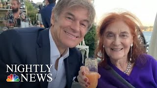 Dr. Oz Reveals Mother Has Alzheimer's, Reflects On Missing Signs | NBC Nightly News