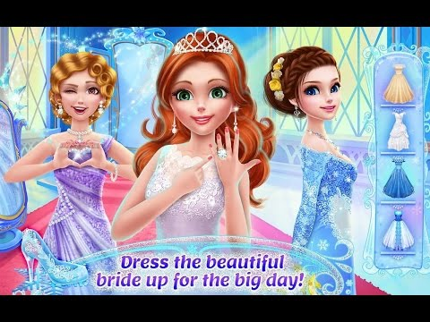 Ice Princess Wedding Day - Coco TabTale Casual - Videos Games for Kids - Girls - Baby Android