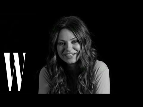 Lynn Hirschberg's Screen Tests: Mila Kunis