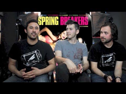 Spring Breakers Movie Review