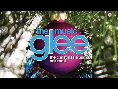 Marys Little Boy Child  Glee Cast HD FULL STUDIO *THE CHRISTMAS ALBUM VOL 4*