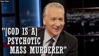 Bill Maher Trashes Noah... & God