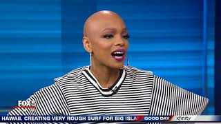 Sharaya J from 'The Four' on GDA