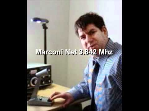 Marconi Net 3.842 Mhz - KB2SIE vs KB2IXT