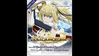 Danmachi Memoria Freese - Astrea Record - Ultimate Clash Story