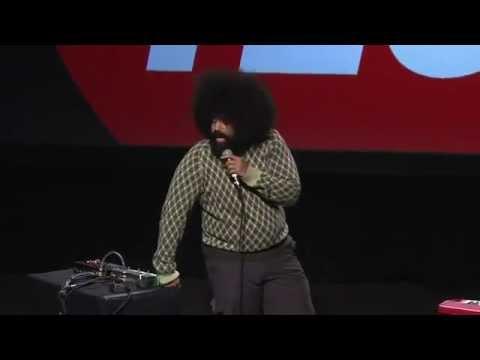 Reggie Watts - Lemurian song