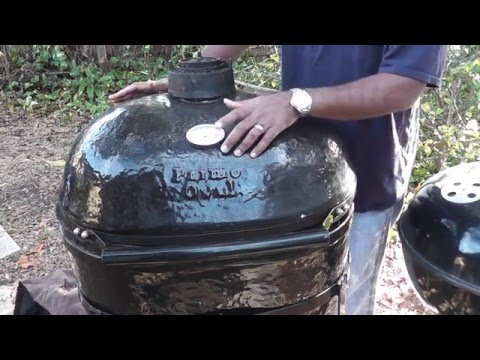 How to Barbecue - Primo Oval XL Initial Review