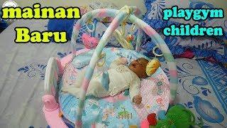 mainan baru keisha   playgym children   mainan anak   bajidot
