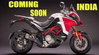 New upcoming Ducati bikes - INDIA - 2018