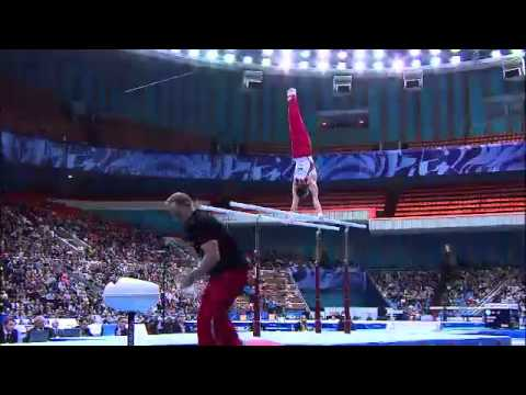 European Championships Gymnastics 2013 Moscow Apparatus Finals 2