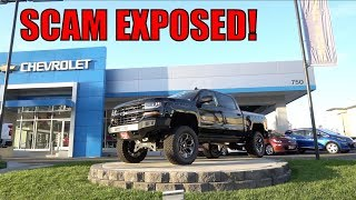 SHOULD YOU BUY A LIFTED TRUCK FROM THE DEALER?!