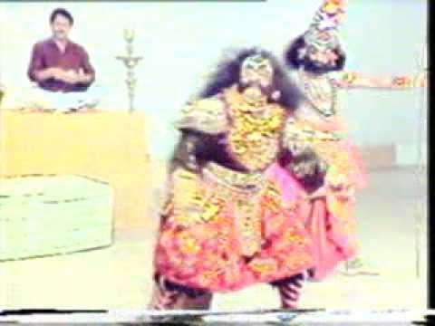 Yakshagana - hadanava thilide- late kalinga navada