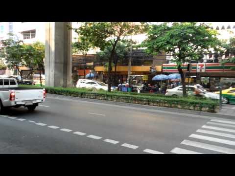 アキーラさん散策②タイ・バンコク・スクンビット通り,Sukhumvit-road,Bangkok,