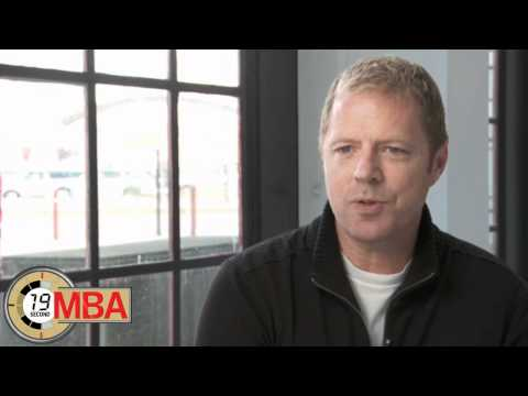 "30 Second MBA:Robert Brunner, ""Can a Team Lead Themselves?"""