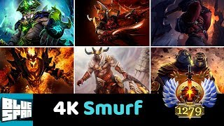 IMMORTAL (Ancient Smurf) UNDRL LC AXE SF CENT OGRE
