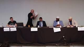 ✝️☪ DÉBAT INTERRELIGIEUX - CHRÉTIENS / MUSULMANS : LA LÉGITIMITÉ DE L' ISLAM [PRIEST & AL-HANAFI]