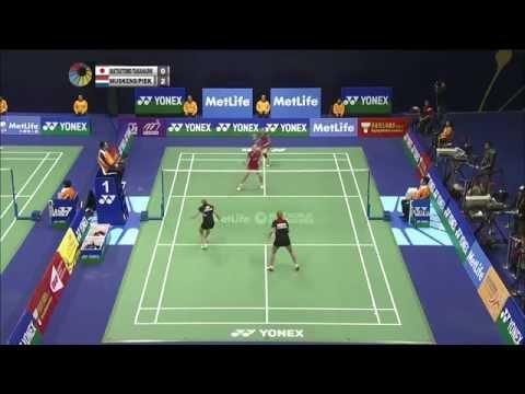 Yonex-sunrise Hong Kong Open 2014 - Qf - Match 4 video